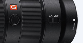 SONY FE 24–70 mm F2,8 GM