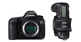 Canon launches the EOS 5DS