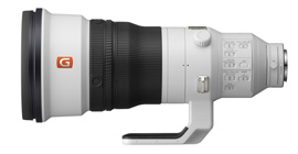SONY FE 400 mm F2,8 GM OSS